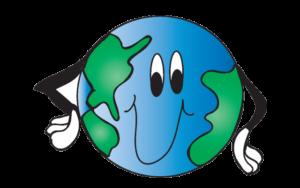 Orb - Orbit Earth Expo Space Program Mascot